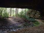 Inside Hazard Cave
