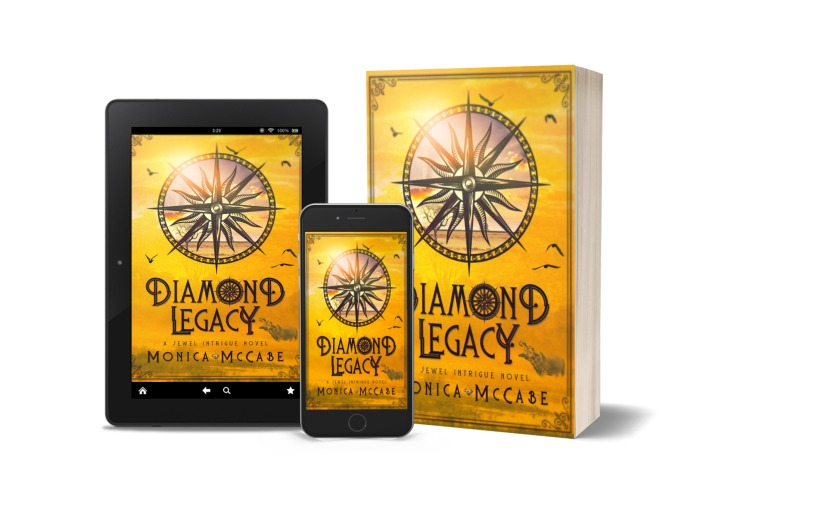 Book cover for Diamond Legacy
